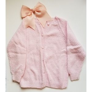 Sweaters - 🆕️ Pink Hand Knitted Sweater